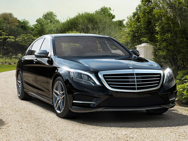 mercedes s class limousine comfort avenue. Black Bedroom Furniture Sets. Home Design Ideas